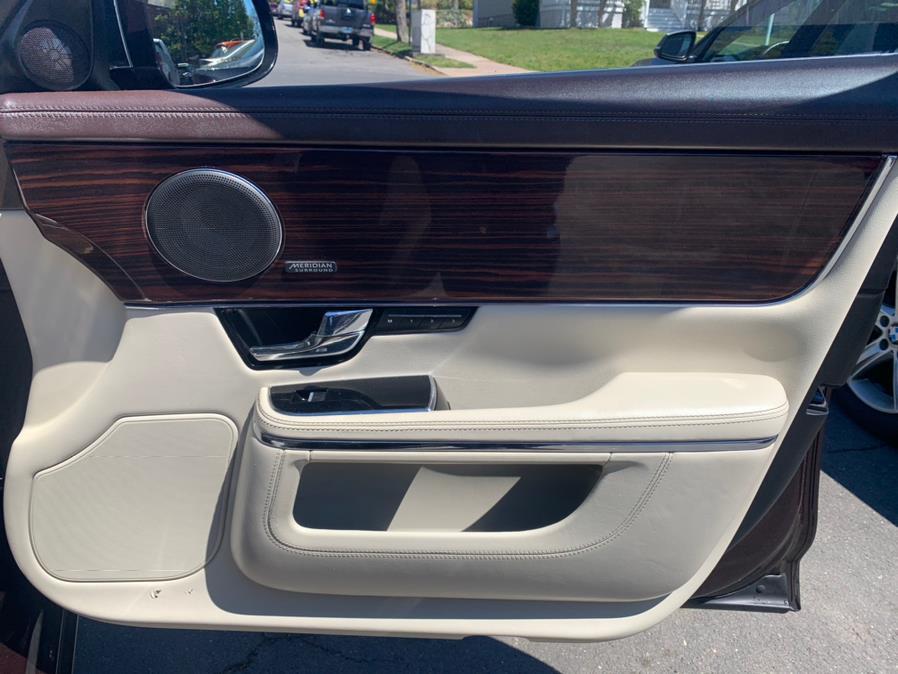 Used Jaguar XJ 4dr Sdn XJL Portfolio AWD 2013 | Central Auto Sales & Service. New Britain, Connecticut