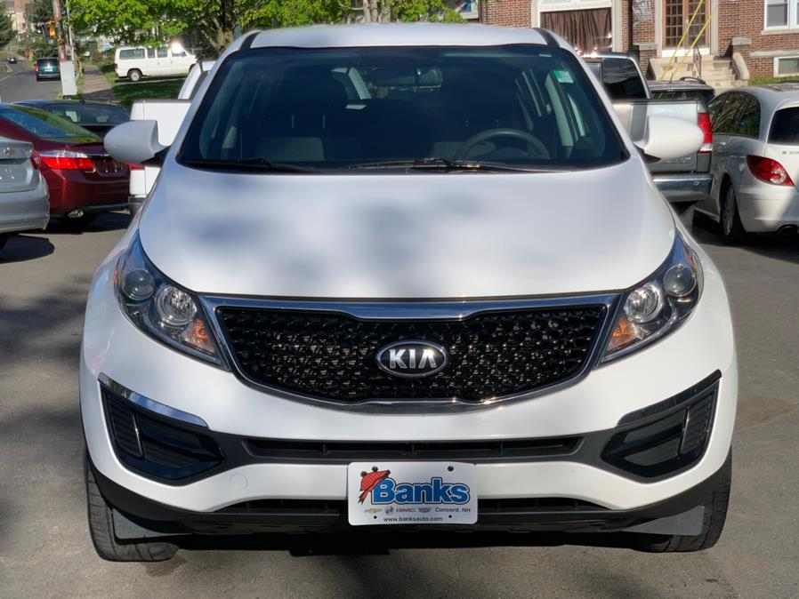 Used Kia Sportage AWD 4dr LX 2015 | Central Auto Sales & Service. New Britain, Connecticut