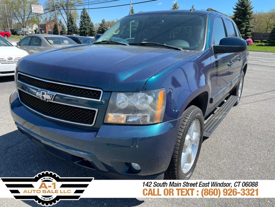 Used 2007 Chevrolet Avalanche in East Windsor, Connecticut   A1 Auto Sale LLC. East Windsor, Connecticut