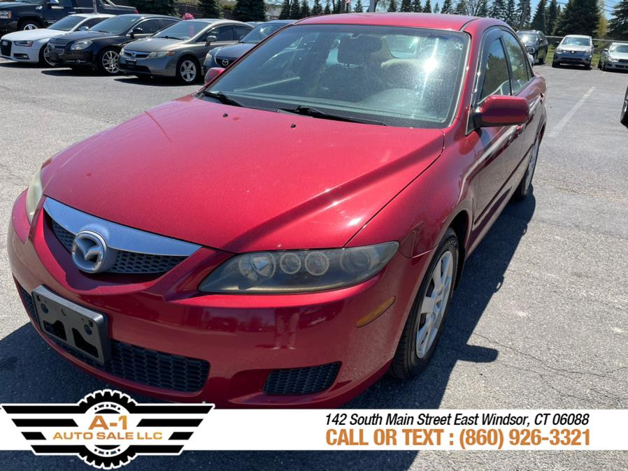 Used 2006 Mazda Mazda6 in East Windsor, Connecticut | A1 Auto Sale LLC. East Windsor, Connecticut
