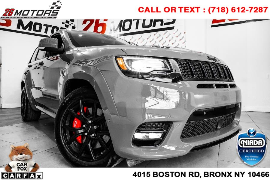 Used 2021 Jeep Grand Cherokee in Woodside, New York | 52Motors Corp. Woodside, New York