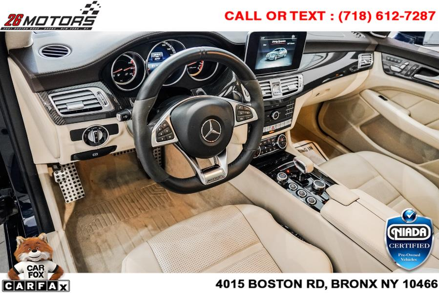 Used 2017 Mercedes-Benz CLS in Woodside, New York | 52Motors Corp. Woodside, New York