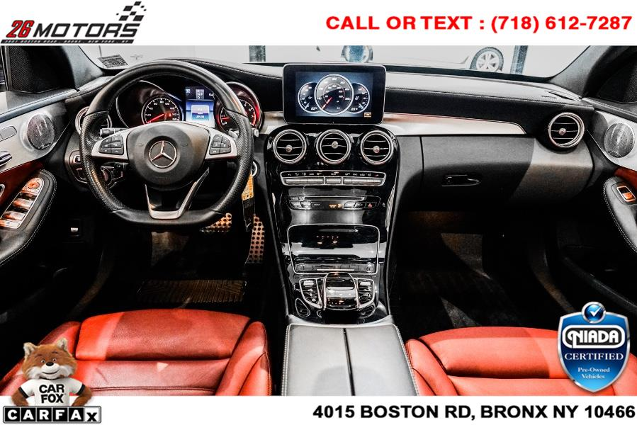 Used 2017 Mercedes-Benz C-Class in Woodside, New York | 52Motors Corp. Woodside, New York