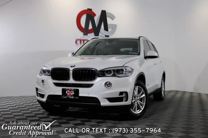 Used 2015 BMW X5 in Haskell, New Jersey | City Motor Group Inc.. Haskell, New Jersey