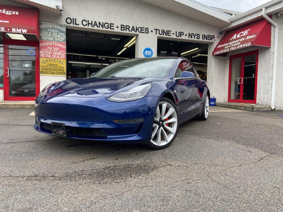 Used 2018 Tesla Model 3 in Plainview , New York | Ace Motor Sports Inc. Plainview , New York
