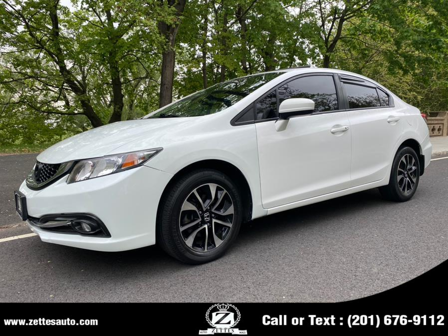 Used 2015 Honda Civic Sedan in Jersey City, New Jersey | Zettes Auto Mall. Jersey City, New Jersey