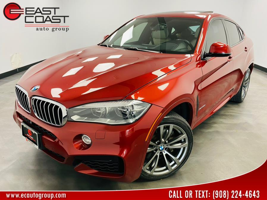 Used BMW X6 AWD 4dr xDrive50i 2015 | East Coast Auto Group. Linden, New Jersey