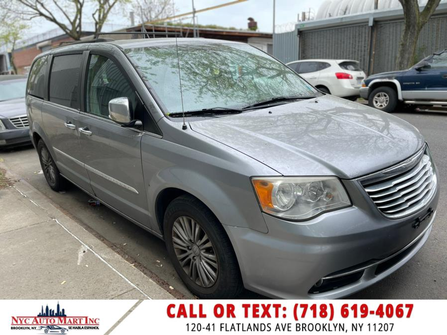 Used Chrysler Town & Country 4dr Wgn Touring-L 2014 | NYC Automart Inc. Brooklyn, New York