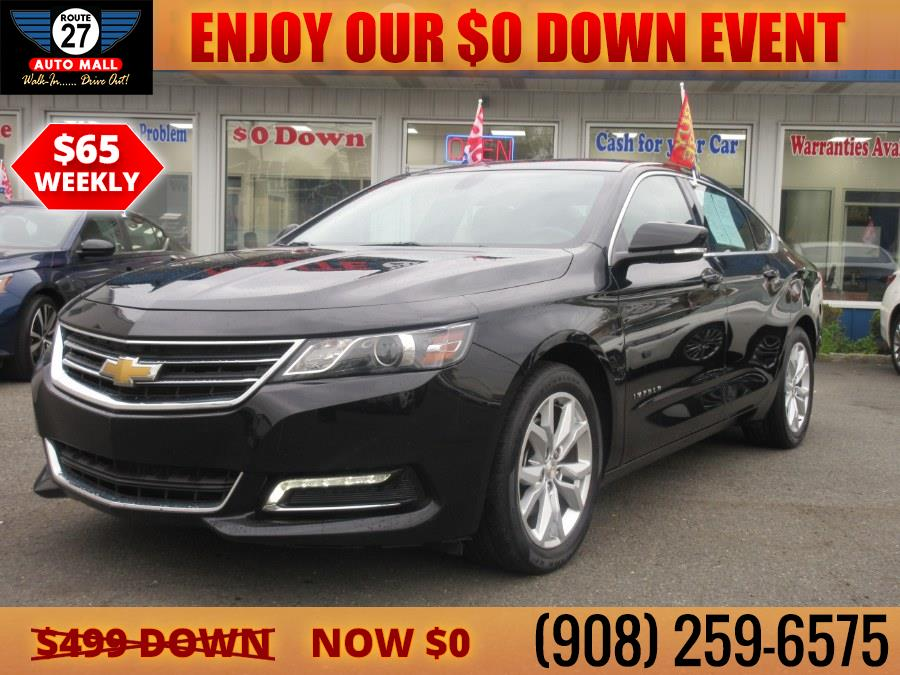 Used 2020 Chevrolet Impala in Linden, New Jersey | Route 27 Auto Mall. Linden, New Jersey