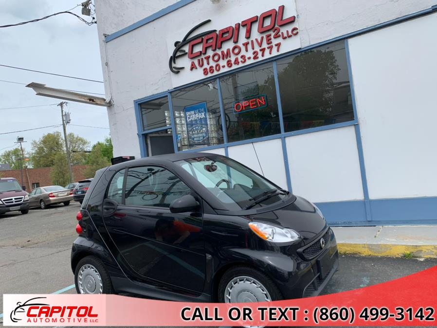 Used 2014 smart fortwo in Manchester, Connecticut | Capitol Automotive 2 LLC. Manchester, Connecticut