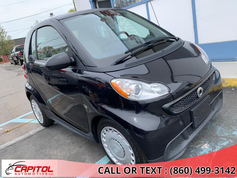Used smart fortwo 2dr Cpe Passion 2014   Capitol Automotive 2 LLC. Manchester, Connecticut