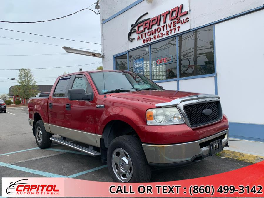 Used 2007 Ford F-150 in Manchester, Connecticut | Capitol Automotive 2 LLC. Manchester, Connecticut