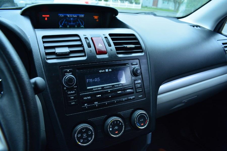 Used Subaru Forester 4dr CVT 2.5i Premium PZEV 2015 | Longmeadow Motor Cars. ENFIELD, Connecticut