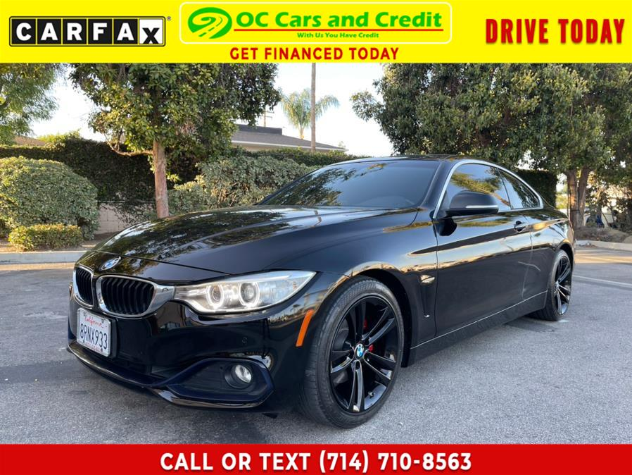 Used 2016 BMW 4 Series in Garden Grove, California | OC Cars and Credit. Garden Grove, California