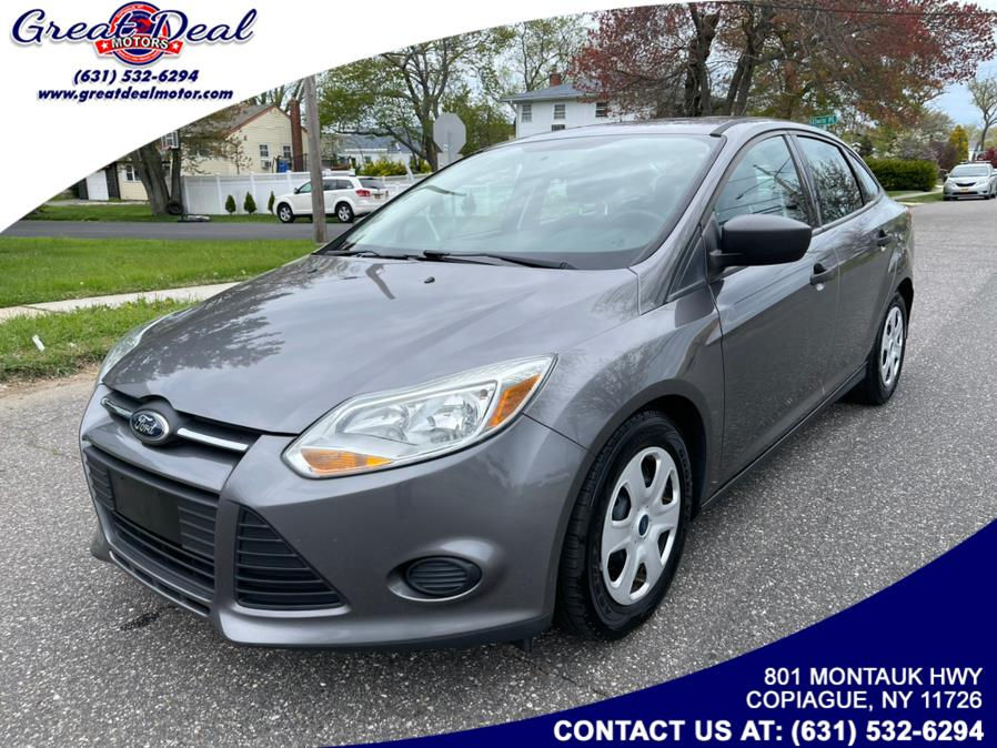 Used 2014 Ford Focus in Copiague, New York | Great Deal Motors. Copiague, New York