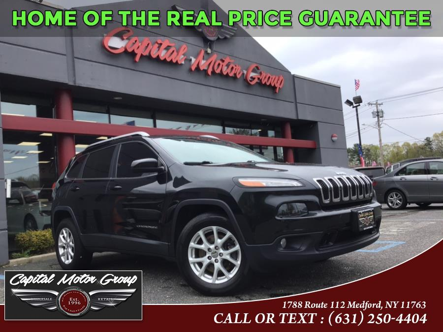Used 2014 Jeep Cherokee in Medford, New York | Capital Motor Group Inc. Medford, New York