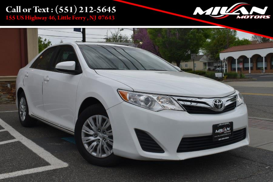 Used Toyota Camry 4dr Sdn I4 Auto LE (Natl) 2012 | Milan Motors. Little Ferry , New Jersey