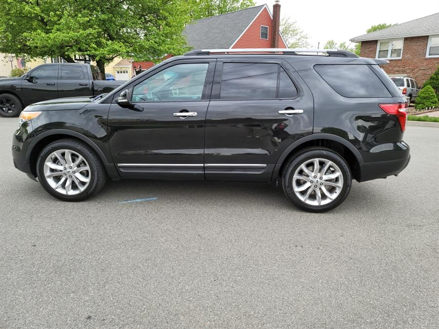 Used Ford Explorer 4WD 4dr XLT 2014 | Daytona Auto Sales. Little Ferry, New Jersey