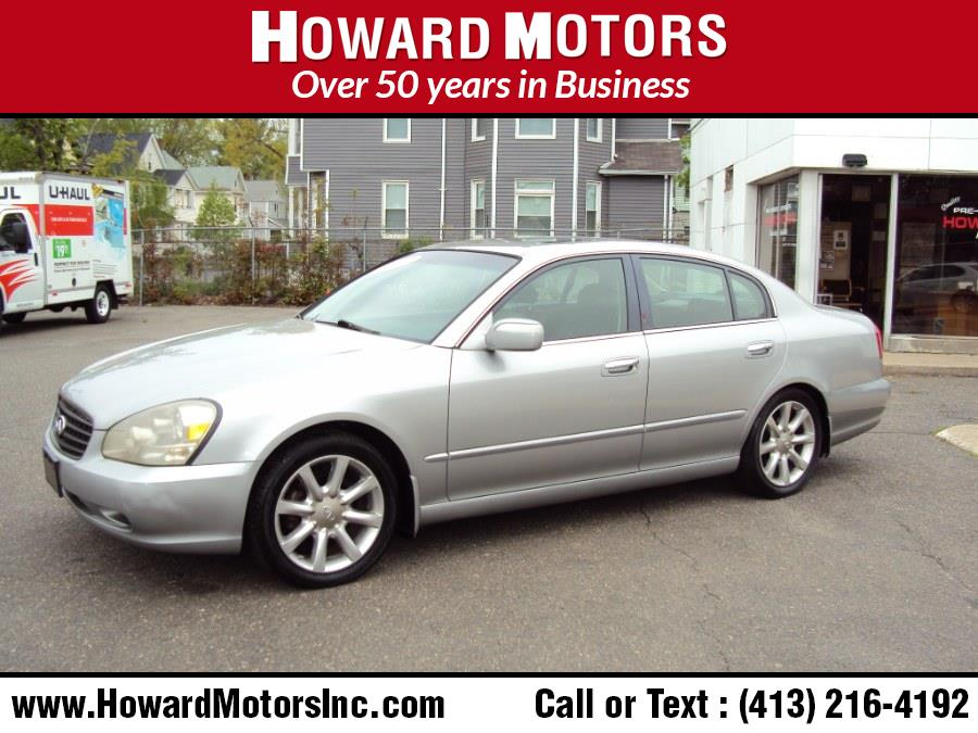 Used INFINITI Q45 Luxury Performance Sdn 2002 | Howard Motors. Springfield, Massachusetts