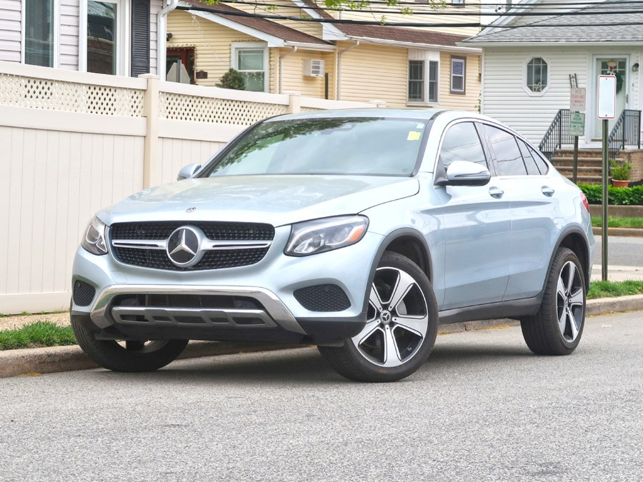 Used Mercedes-benz Glc GLC 300 Coupe 2018 | Auto Expo Ent Inc.. Great Neck, New York