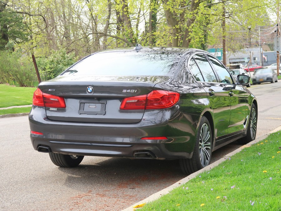 Used BMW 5 Series 540i xDrive Sport Line Package 2018 | Auto Expo Ent Inc.. Great Neck, New York
