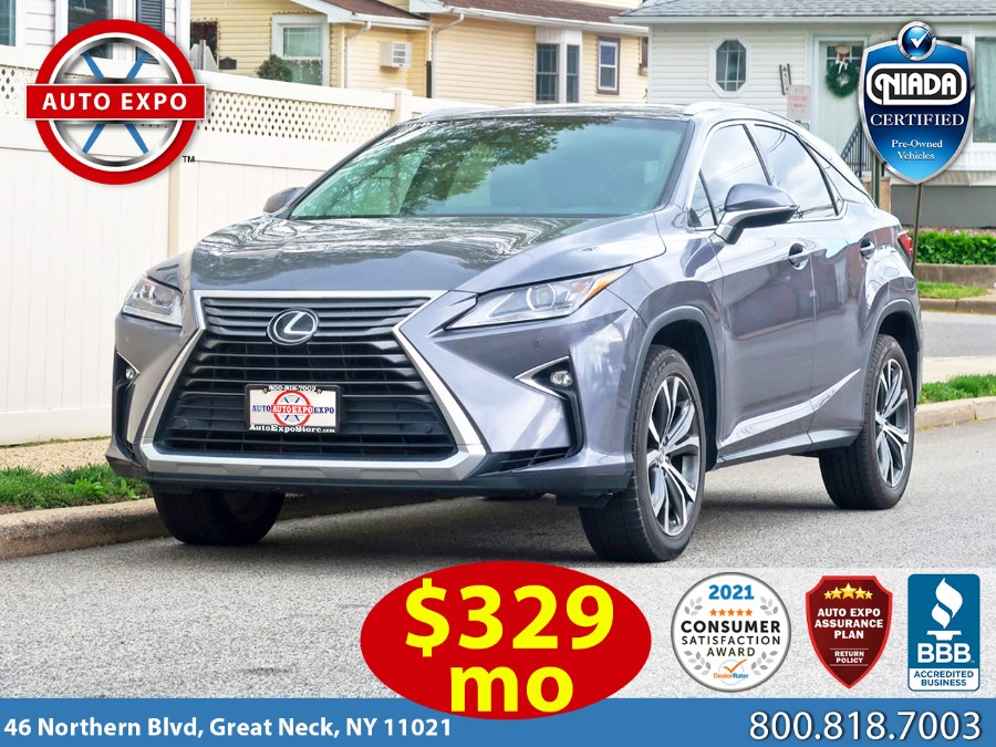 Used 2017 Lexus Rx in Great Neck, New York | Auto Expo Ent Inc.. Great Neck, New York