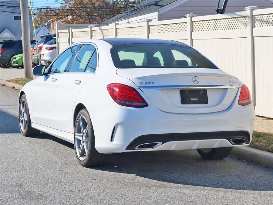 Used Mercedes-benz C-class C 300 AMG Sport Package 2018 | Auto Expo Ent Inc.. Great Neck, New York