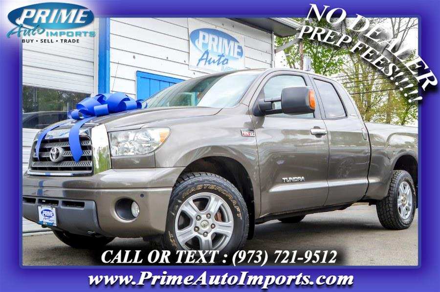 Used 2008 Toyota Tundra 4WD Truck in Bloomingdale, New Jersey | Prime Auto Imports. Bloomingdale, New Jersey