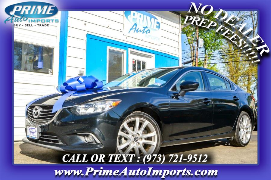 Used 2014 Mazda Mazda6 in Bloomingdale, New Jersey | Prime Auto Imports. Bloomingdale, New Jersey