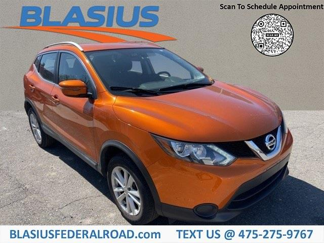 Used Nissan Rogue Sport SV 2017 | Blasius Federal Road. Brookfield, Connecticut