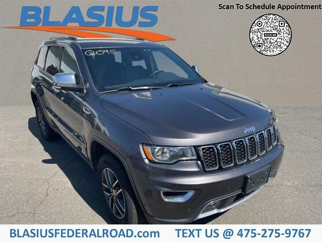 Used Jeep Grand Cherokee Limited 2018   Blasius Federal Road. Brookfield, Connecticut