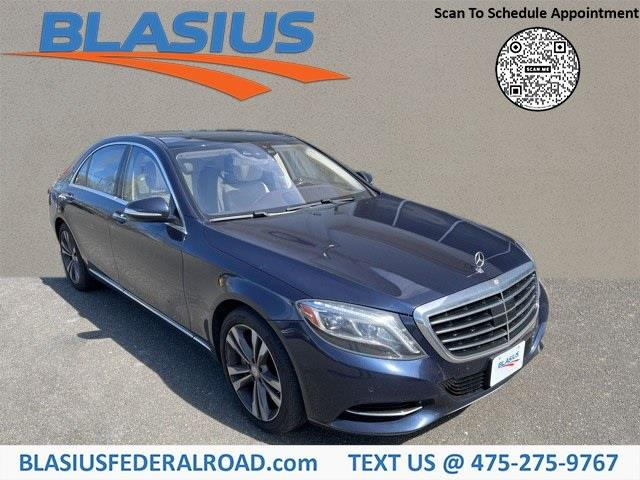 Used Mercedes-benz S-class S 550 2015 | Blasius Federal Road. Brookfield, Connecticut
