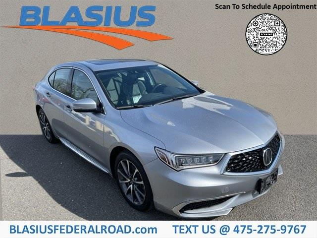Used Acura Tlx 3.5L V6 2018   Blasius Federal Road. Brookfield, Connecticut