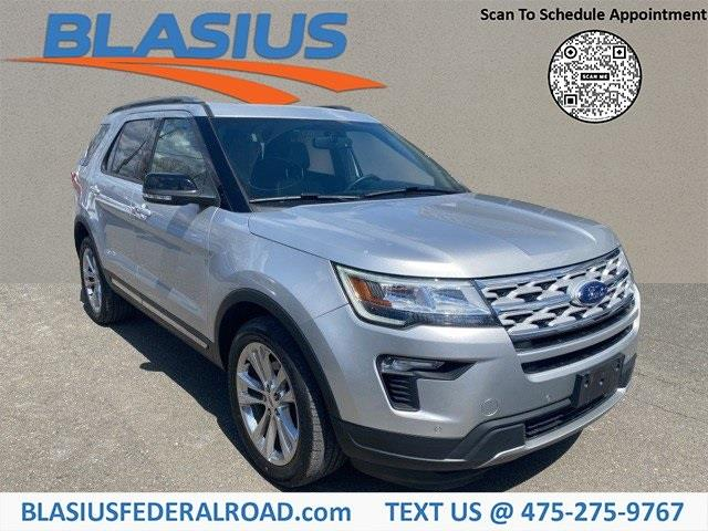 Used Ford Explorer XLT 2018   Blasius Federal Road. Brookfield, Connecticut