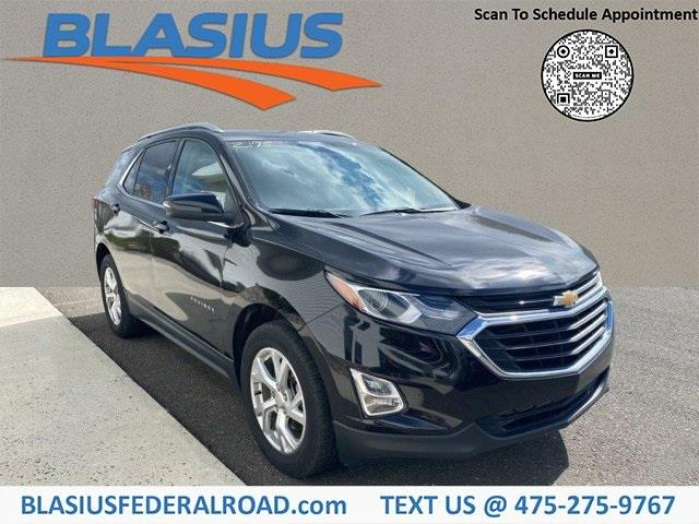 Used Chevrolet Equinox LT 2019 | Blasius Federal Road. Brookfield, Connecticut