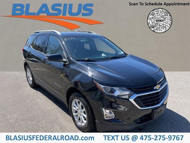 Used Chevrolet Equinox LT 2018 | Blasius Federal Road. Brookfield, Connecticut