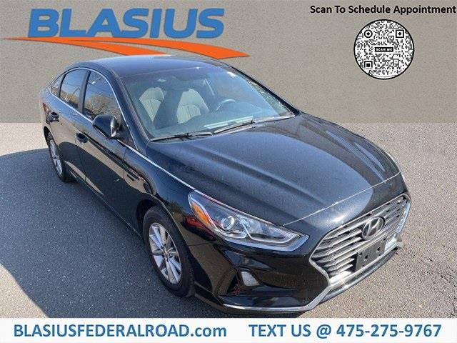 Used Hyundai Sonata SE 2018 | Blasius Federal Road. Brookfield, Connecticut