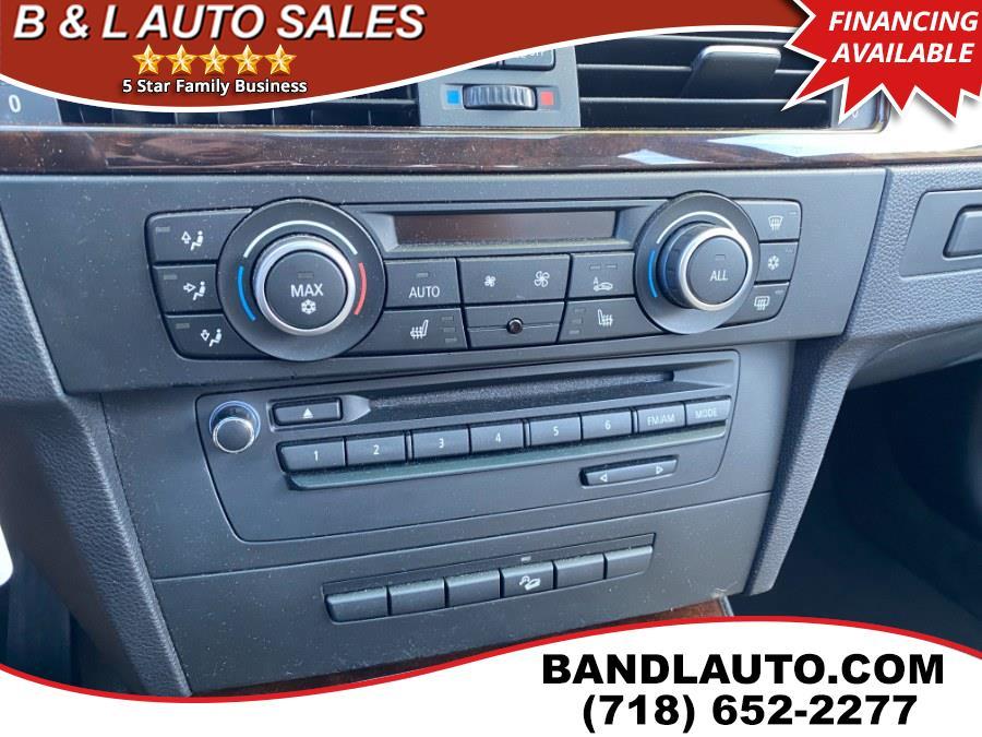 Used BMW 3 Series 4dr Sdn 328i xDrive AWD 2011 | B & L Auto Sales LLC. Bronx, New York