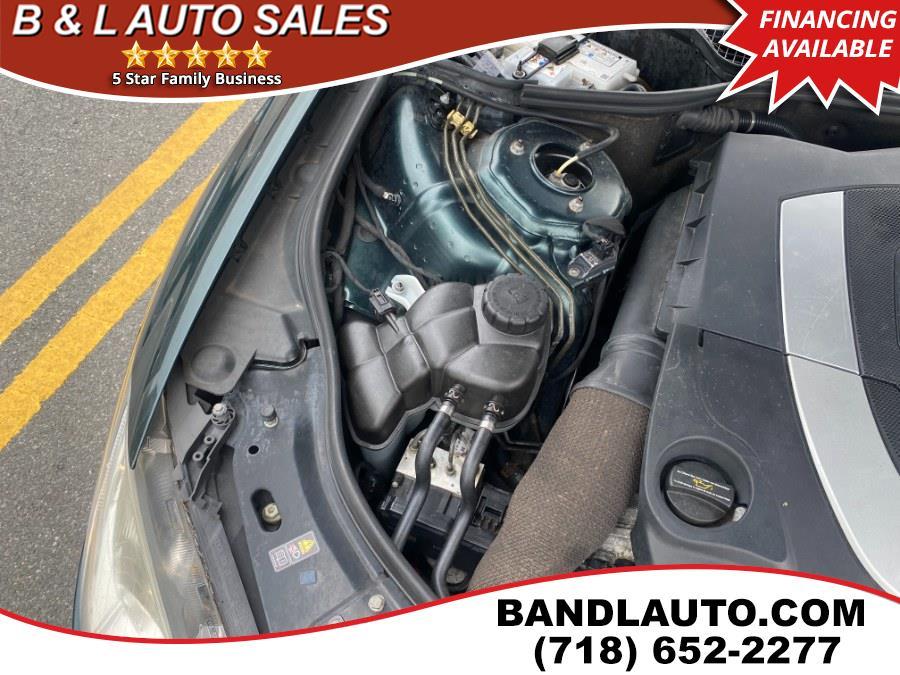 Used Mercedes-Benz S-Class 4dr Sedan 5.5L V8 RWD 2007   B & L Auto Sales LLC. Bronx, New York