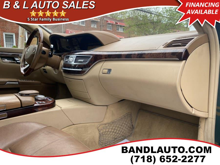 Used Mercedes-Benz S-Class 4dr Sedan 5.5L V8 RWD 2007 | B & L Auto Sales LLC. Bronx, New York