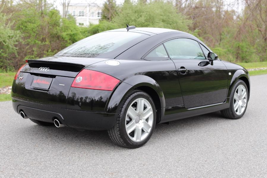 Used Audi TT 2dr Cpe quattro Manual 2006   Meccanic Shop North Inc. North Salem, New York