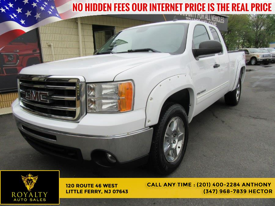 Used 2012 GMC Sierra 1500 in Little Ferry, New Jersey | Royalty Auto Sales. Little Ferry, New Jersey