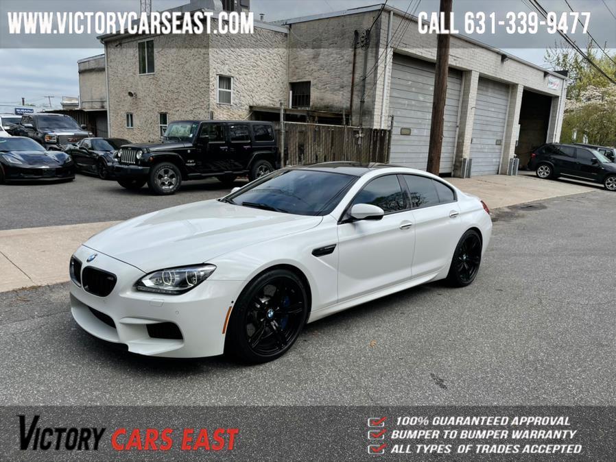 Used BMW M6 4dr Gran Cpe 2015 | Victory Cars East LLC. Huntington, New York