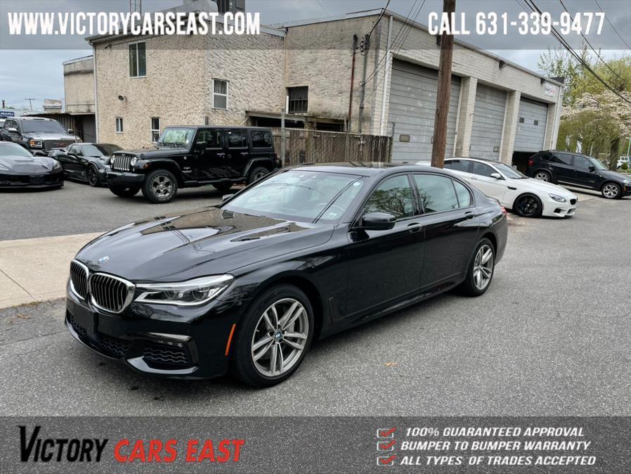 Used BMW 7 Series 750i xDrive Sedan 2017 | Victory Cars East LLC. Huntington, New York
