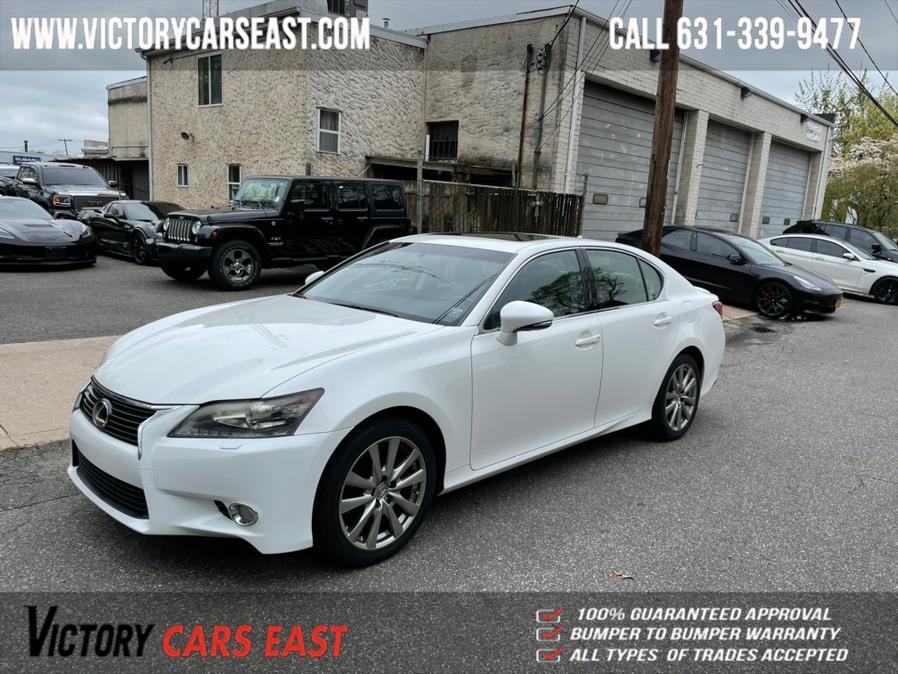 Used Lexus GS 350 4dr Sdn AWD 2014 | Victory Cars East LLC. Huntington, New York