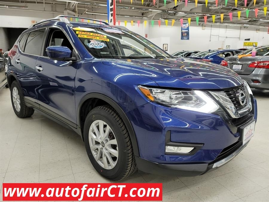 Used 2017 Nissan Rogue in West Haven, Connecticut