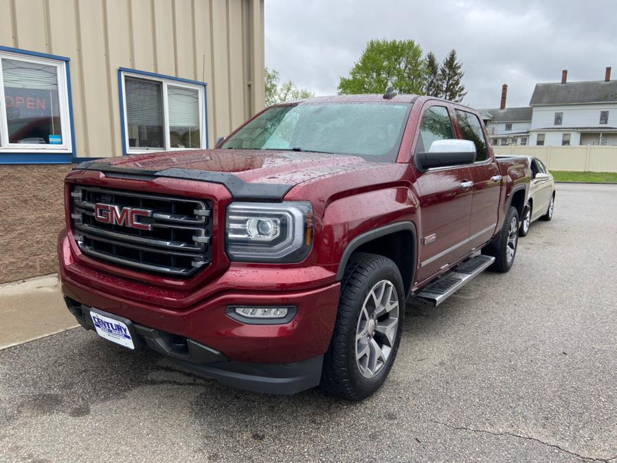 """Used GMC Sierra 1500 4WD Crew Cab 143.5"""" SLE 2016 