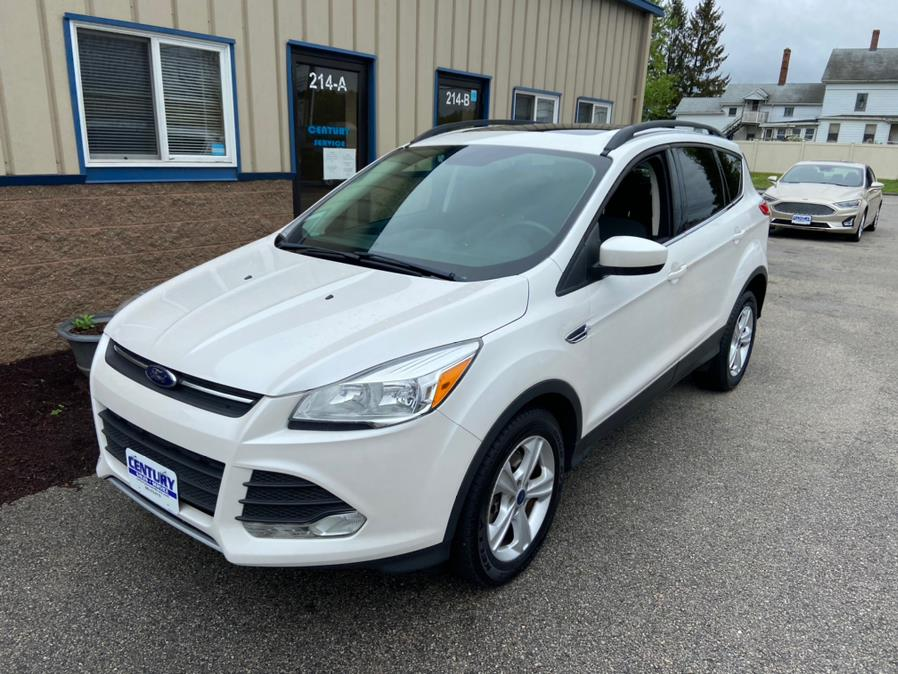 Used Ford Escape 4WD 4dr SE 2016   Century Auto And Truck. East Windsor, Connecticut