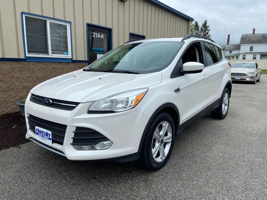 Used 2016 Ford Escape in East Windsor, Connecticut | Century Auto And Truck. East Windsor, Connecticut