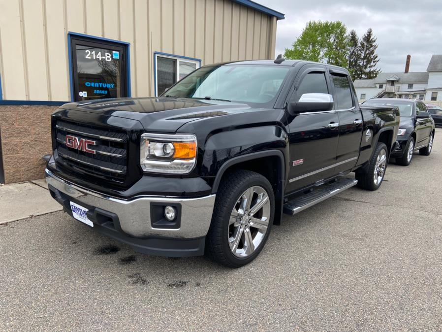 """Used GMC Sierra 1500 4WD Double Cab 143.5"""" SLE 2015 